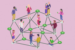 Network of professionals and individuals on VeraCash