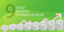 9 good reasons to invest in silver